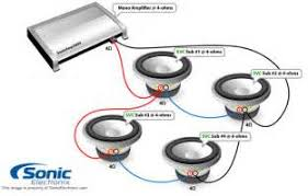 similiar 2 ohm sub wiring diagram keywords subwoofer wiring diagram for 1 dvc 2 ohm wiring diagram website