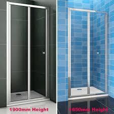 900mm bifold shower door 9 25 dealsan