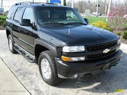 2003 Black Chevrolet Tahoe Z71 4x4 #28528011   GTCarLot.com - Car ...