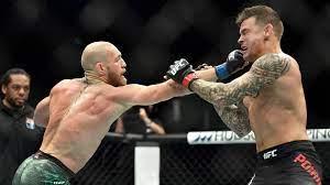 Conor McGregor vs Dustin Poirier ...