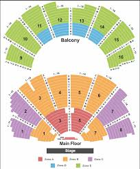 Ryman Auditorium Seating Chart Nashville