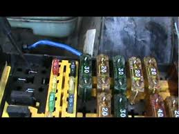 1995 ford ranger intermittent starting issue fixed! youtube 2006 Ford Ranger Fuse Panel Diagram 2006 Ford Ranger Fuse Panel Diagram #85 2005 ford ranger fuse panel diagram