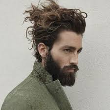 Hairstyles For Men With Curly Hair 58 Wonderful 24 Smooth Wavy Hairstyles For Men Men Hairstyles World