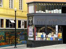 City Lights Bookstore Map The Beat Goes On City Lights Bookstore San Francisco Ca