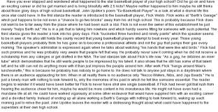 essay on my favourite game basketball in english docoments ojazlink essay on favourite game basketball