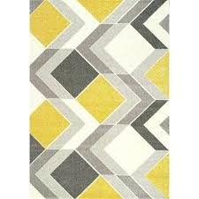 area rug yellow gray and yellow area rug 8 x large geometric gray cream and yellow