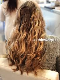 Customer Blow Dry Blow Out Hair