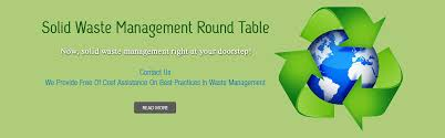 on november 8th 2009 various organizations individuals and vendors all working in the field of waste management decided to start meeting on a weekly basis