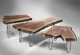 Steel Coffee Table Frame Table Legs Wood Diy End Table Diy Coffee Table One Board