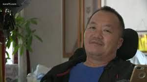 Father of Team USA gymnast returns home ...