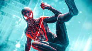 Marvels Spider-Man Miles Morales PS5 4K ...