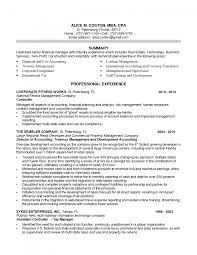 Cover Letter Sample Director Of Finance Resume Sample Of Finance