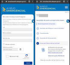 Auxílio Emergencial: governo lança novo site para consulta do benefício