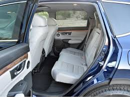 thanks to its next generation ace structure the new cr v is likely to do a great job of protecting any kids riding in the roomy rear seat