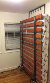 diy wall bed. DIY Fold Up Murphy Bed Diy Wall V