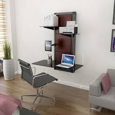 wall mounted office desk. computer shelves wall mount throughout mounted office desk