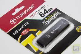Обзор <b>флэш</b>-<b>накопителя Transcend</b> JetFlash 750 <b>64GB</b> (<b>64</b> ГБ ...