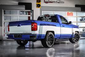 2017 Chevrolet Silverado- The Scottsdale SS