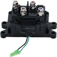 warn winch solenoid winch replacement solenoid contactor switch atv utv warn superwinch viper venom
