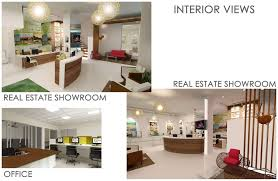 real estate office interior design. Interior Real Estate Offices   Design For Office \u0026 Showroom