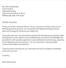 Interview Letters Samples Free Thank You E Mail After Interview Template Best Email