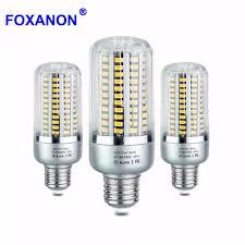 no flicker led lamp dimmable e27 e14 led lamps 4014 5w 10w 220v corn