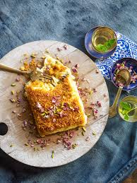 sweet cheese pastry knafeh s sbs au food recipes sweet cheese pastry knafeh