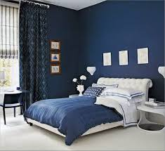 Small Picture Outstanding Ocean Blue Bedroom Wall Colors With Oak Wood Bed