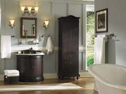 Brushed Nickel Bathroom Cabinet Amusing Bathroom Sconces Brushed Nickel Brushed Bronze Cabinet