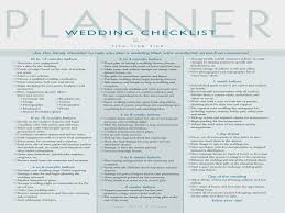 Wedding Checklist Template Enchanting Wedding Checklist Template Agimapeadosencolombia 48northbiz