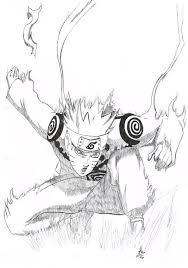 Naruto Tail Fox Human Drawing Anime Wwwpicturesbosscom