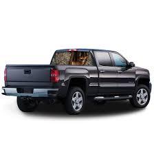 Realtree Camo Graphics Rear Window Camo Graphic - 657332, Truck ...