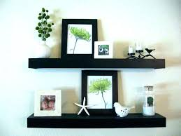 Floating Shelve Ideas Extraordinary Wall Shelf Ideas For Living Room Living Room Shelf Decor Floating
