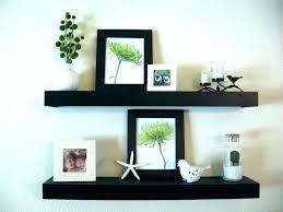 Floating Shelve Ideas Extraordinary Wall Shelf Ideas For Living Room Living Room Shelf Decor Floating
