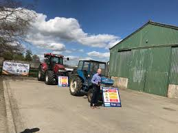 ciaran roche discussing tractor safety with delegates at the sauarding the future of farming conference ucdlyonsfarm farmsafetypic twitter com