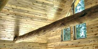 tongue and groove pine walls blue paneling home in new boards