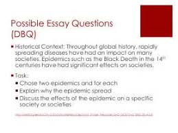 effects of the black death essay  effects of the black death essay