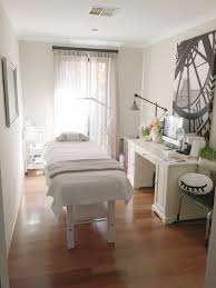 From garage to spa. Photos and tips on how one massage therapist created a home  spa. #massagetherapy www.OneMorePress.com   Pinterest   Spa, ...