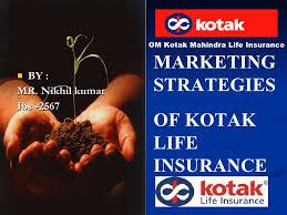 Kotak Life Insurance