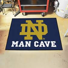 rug notre dame rug new fighting irish man cave all star rug awesome rug