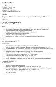Data Architect Sample Resume Data Architect Resume. core ...