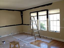 Living Room  Living Room Paint Colors With Grey Furniture - Dining room paint colors dark wood trim