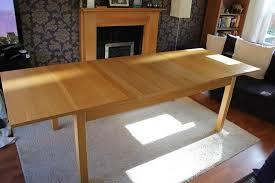 extendable dining table ikea table ikea bjursta dining table home design ideas ikea svalbo table