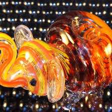elephant glass pipe artistic hand blown glass pipes animal p