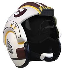 amazon com star wars x wing helmet multicolor one size clothing