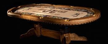 custom poker tables. Custom Poker Table Felt Designs Tables T