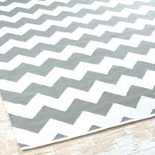 gray chevron rug new indoor outdoor grey and white zig zag post chevron rugs gray