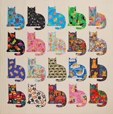 Calico Cat Quilt Pattern | Weekly Themed Quilt Contests / Quilting ... & Calico Cat Quilt Pattern | Weekly Themed Quilt Contests / Quilting Gallery Adamdwight.com