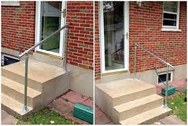 Outdoor Stair Handrail