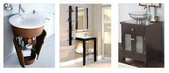 Bathroom Vanities Small Spaces